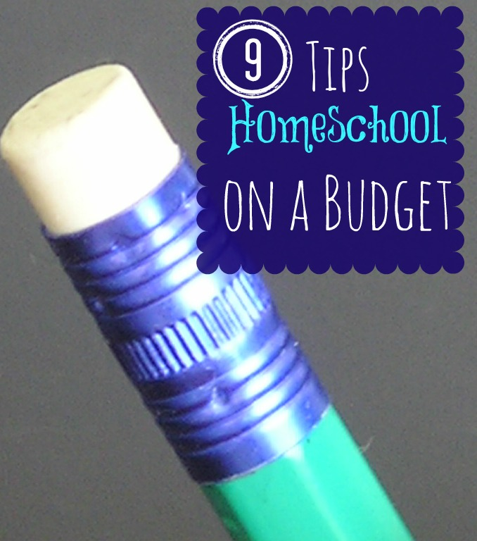 Tips to Homeschool on a Budget