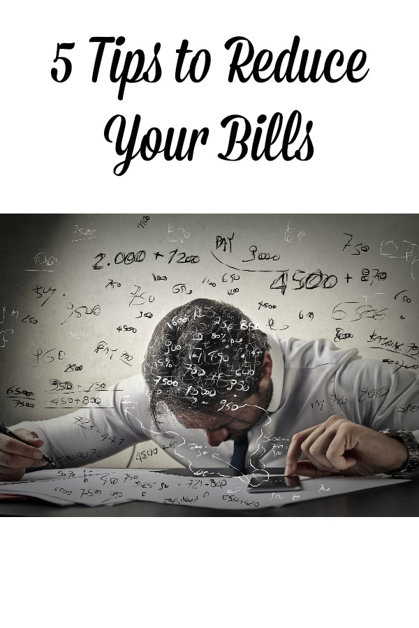 Tips to Reduce Your Bills