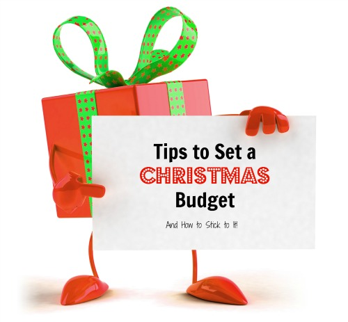 Tips to Set a Christmas Budget and Stick to It