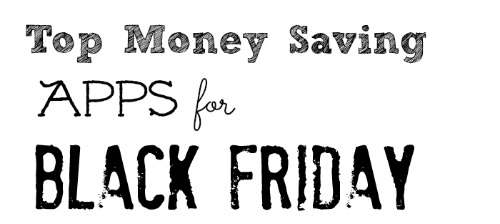 Top Money Saving Apps for Black Friday