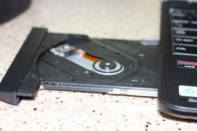 Toshiba CD drive