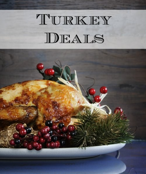 Hot Turkey Deals for the Week