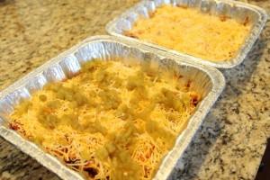 Turkey Enchiladas Recipe {Freezer Friendly}