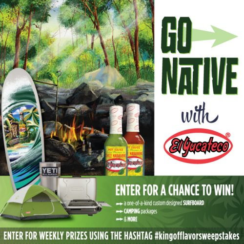 UPDATED Go Native Sweepstakes Widget 6.21.16