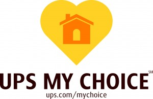 UPS My Choice Logo 2