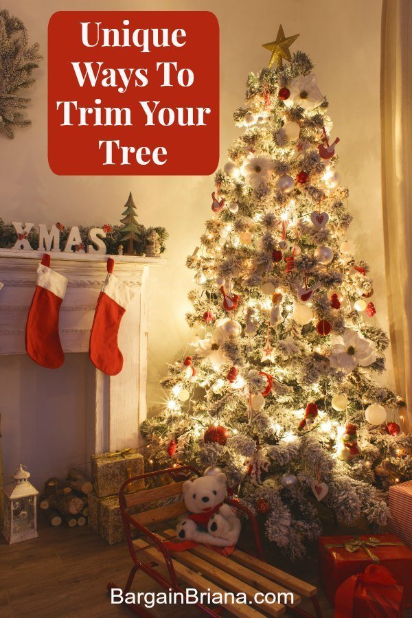 Unique Ways To Trim Your Tree