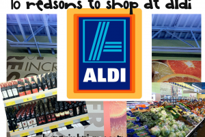 10 Reason I Love to Shop at ALDI