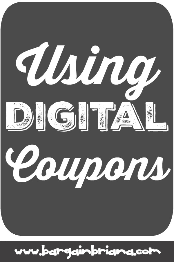 Using Digital Coupons