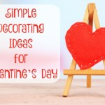 Valentines Day Decorating Ideas