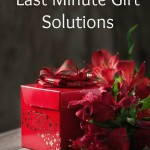 Valentine's Day Last Minute Gift Solutions