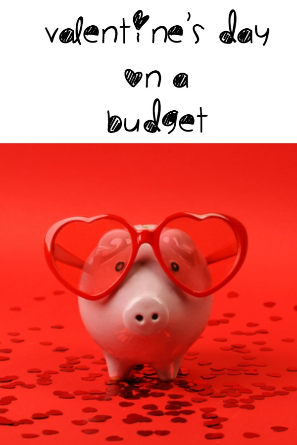 Valentines Day on a Budget