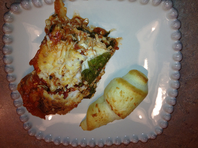 Vegetable Lasagna Final