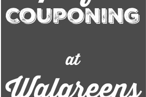 Tips For Couponing At Walgreens