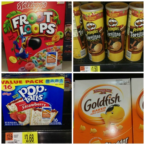 We Spark Change Qualifying Items at Walmart
