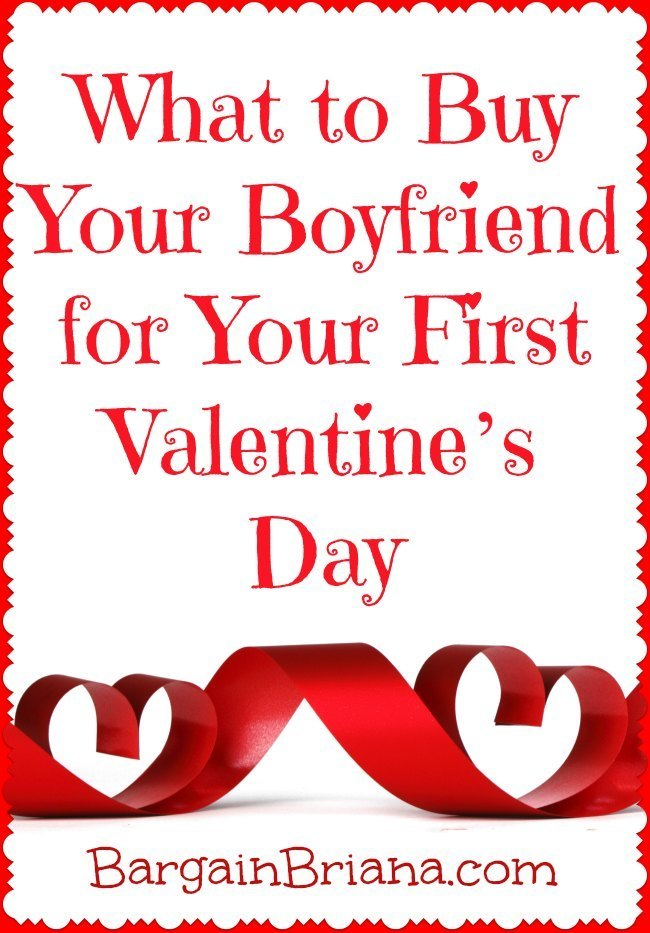 What to buy your boyfriend for your first valentine s day for What is the best gift for valentine