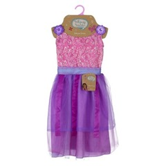 Whimsy Wonder Deluxe Pink Dress