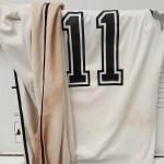White Baseball Pants Before