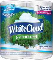 White Cloud Green Earth Paper Towels Giveaway + $1 Printable Coupon