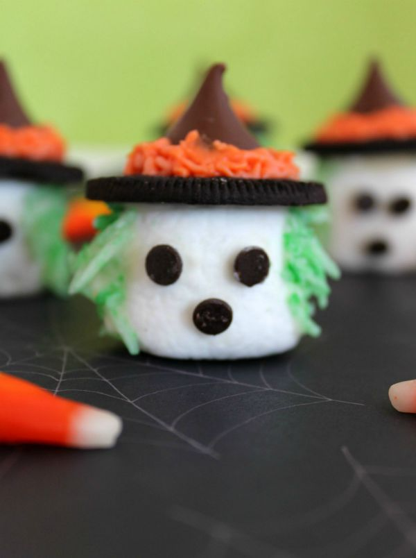 Witches Halloween Treat