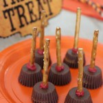 Witchs Brooms with Reeses