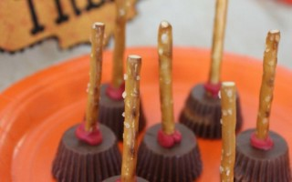 Halloween Treat: Witch's Brooms