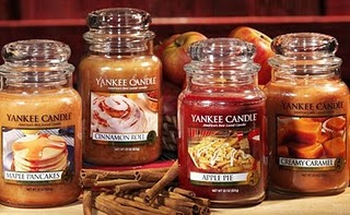 Yankee Candle: $10 off $25 Printable Coupon