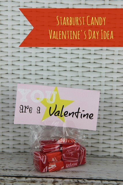 You Are a Star Valentine's Day Craft Idea