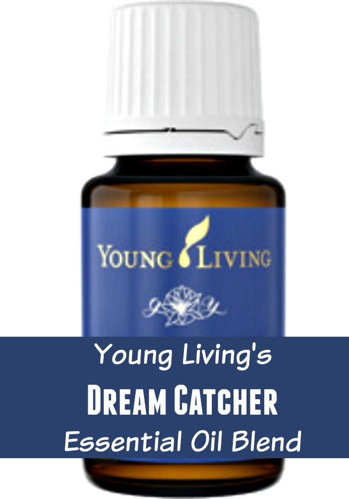 Young Living's Dream Catcher Essential Oil Blend