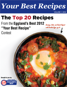 Your Best Recipes 231x300 Egglands Best 2012: Free Top 20 Your Best Recipe eCookbook Download