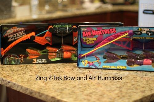 Zing Z-Tek Bow and Air Huntress
