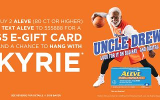 Aleve Back and Muscle Pain Deal at Walmart + Sweepstakes!