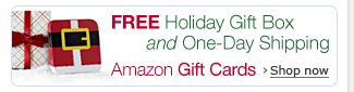 amazon gift cards box