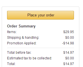 amazon order details