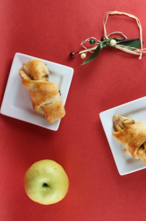 apple crescent bites recipe