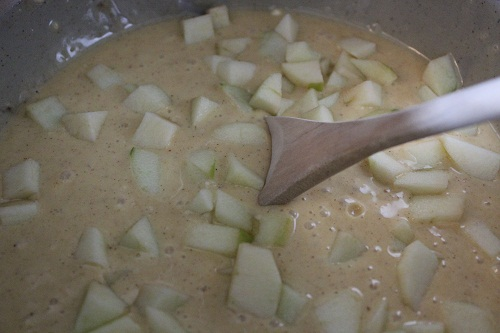 apple filling for cupcakes