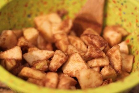 apple pie mixture recipe