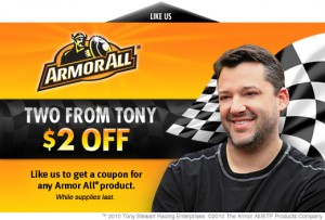 armor all 300x203 $2 off Armor All Printable Coupon