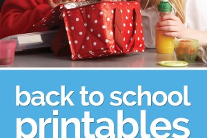 The Good Stuff Free Back to School Lunch Notes & Bookmarks + $300 Amazon Gift Card Giveaway