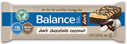 balance bar coconut