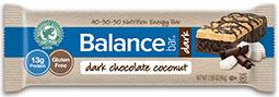 balance bar coconut