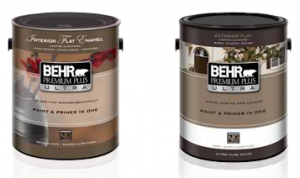 behr paint rebate 300x178 Home Depot: Behr Paint Memorial Day Promotion MIR  Get Up to $20 Back