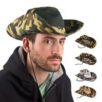 camoflouge military hat