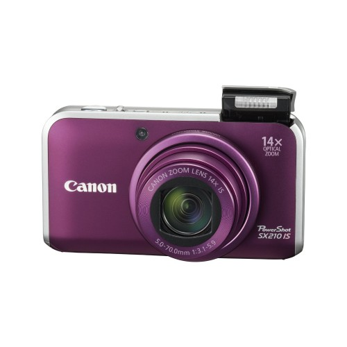 Amazon: Canon PowerShot SX210 Digital Camera $199.99