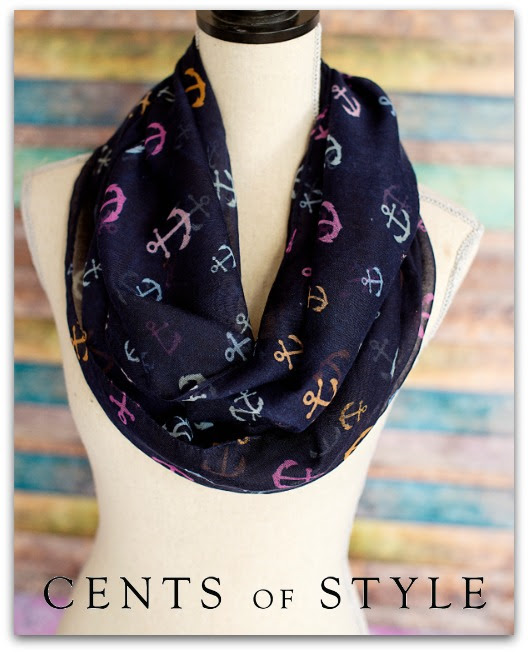 cents of style nautical