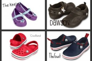 {NOW CLOSED} Back to School Giveaway: Back to School Crocs (3 Winners)