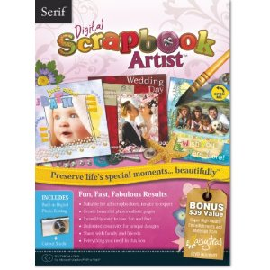 Free Digital Scrapbook Artist ($49.99 Value)
