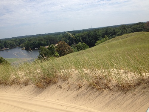 dune ride saugatuck Staycation Family Fun in South Haven, Michigan