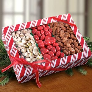 favorite nuts and sweets