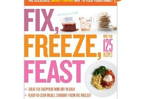 Fix, Freeze, and Feast for Kindle Just $2.51
