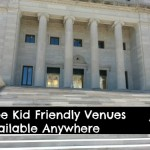 free kid friendly venues available anywhere